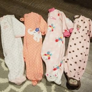 Carter's sleepers